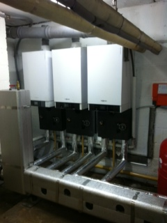 Cascading Boilers
